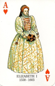 elizabethI