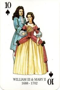 williamIII and MaryII