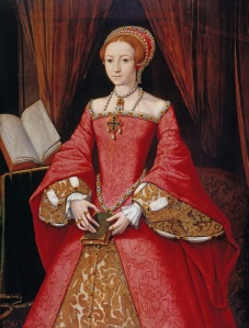 Elizabeth I came of age during the most turbulent period of the Tudor dynasty.