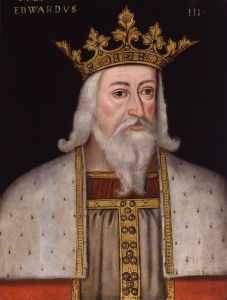 Edward III - a successful king with too many sons