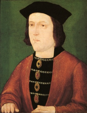 The capable, if decadent, Edward IV