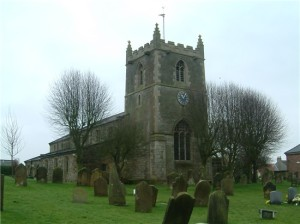 St Oswald's Church in Flamborough, where Sir Marmaduke now resides