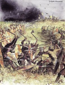 The Battle of Brunanburh (937) was the great battle of the age.
