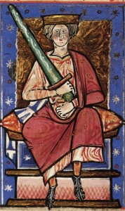 Aethelraed the Unready proved unable to deal with the Viking threat