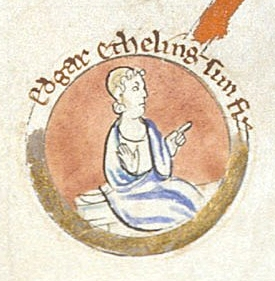 Edgar the Aetheling, the last royal male Saxon who was unable to become king in 1066