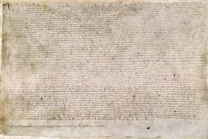 The 1215 version of Magna Carta proved unsuccessful in the short-term