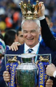 Leicester crowned a new king in 2016