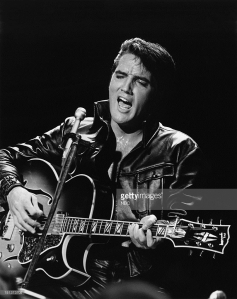 A comeback by Elvis was thought more likely than a Leicester title win! (Photo by: Frank Carroll/Gary Null/NBC/NBCU Photo Bank)