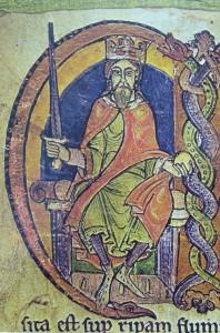 David I, William's hugely successful grandfather