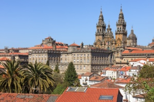 Sadly for Malcolm, he didn't make it to Santiago de Compostela