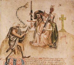 Alexander III, whose death threw Scotland into disarray