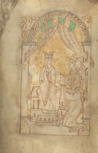 Aethelraed married Emma of Normandy to escape the Vikings, leading indirectly to the Norman Conquest