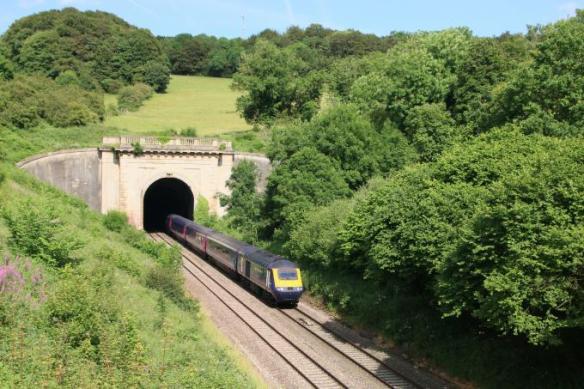 Brunel's Box Tunnel near Bath